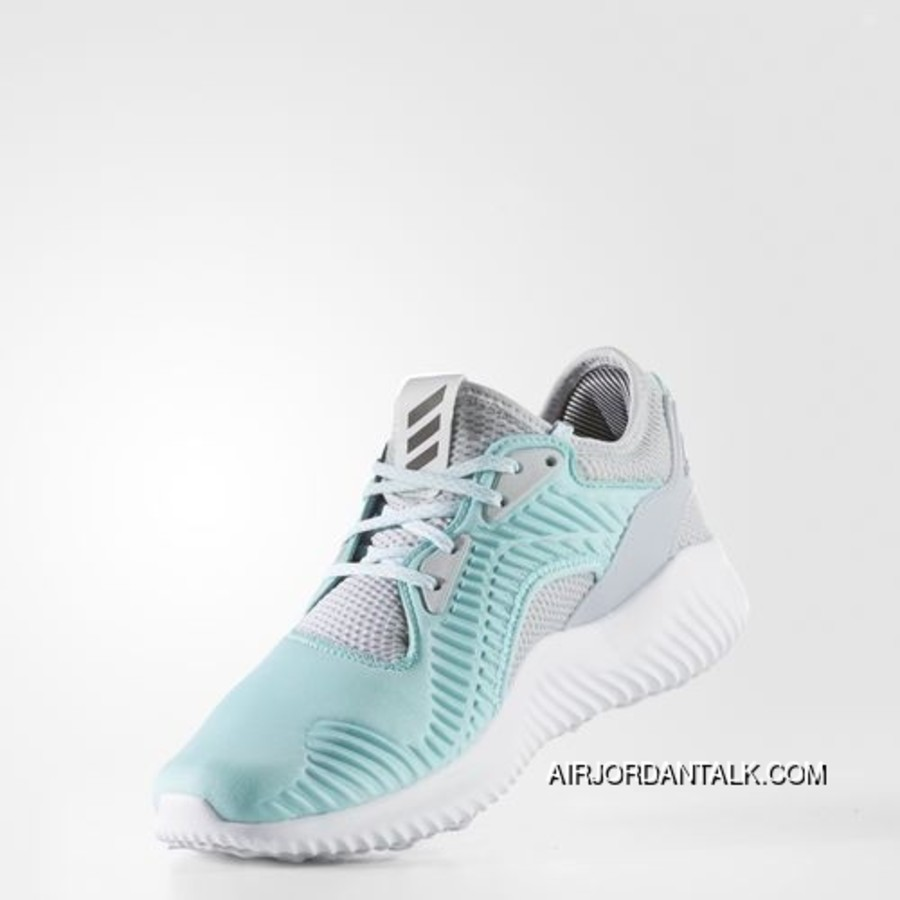 Adidas Alphabounce Lux Damen Schuhe Hellblau/Weiß/Grau ...