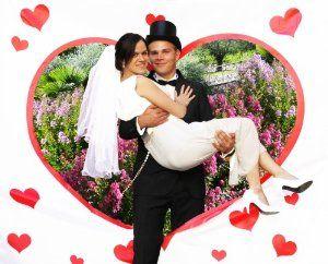 Herz Ausschneiden Mit Bildern Hochzeit Spiele Hochzeitsspiele Hochzeit