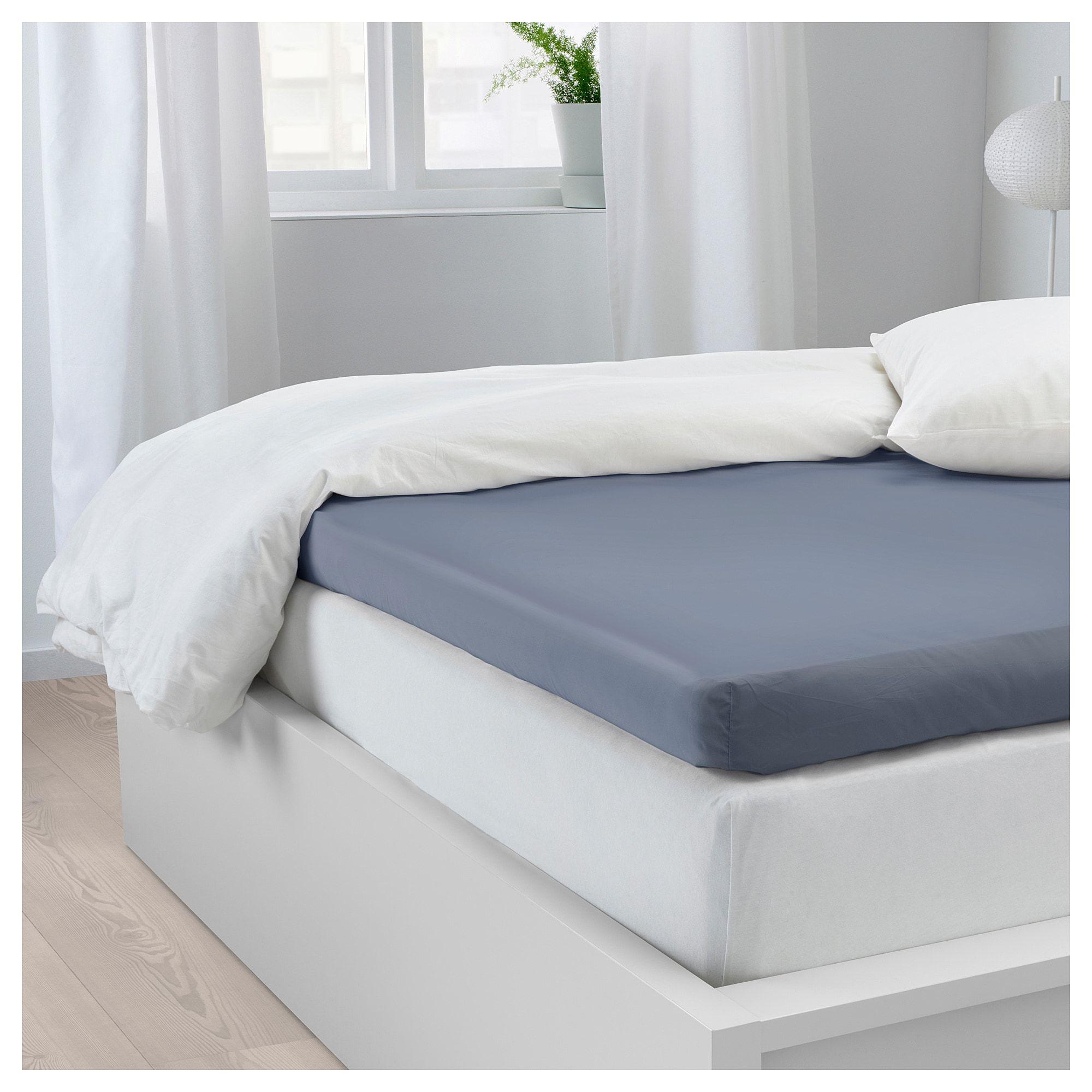 Somntuta Spannbettlaken F Matratzenauflage Blaugrau Products In