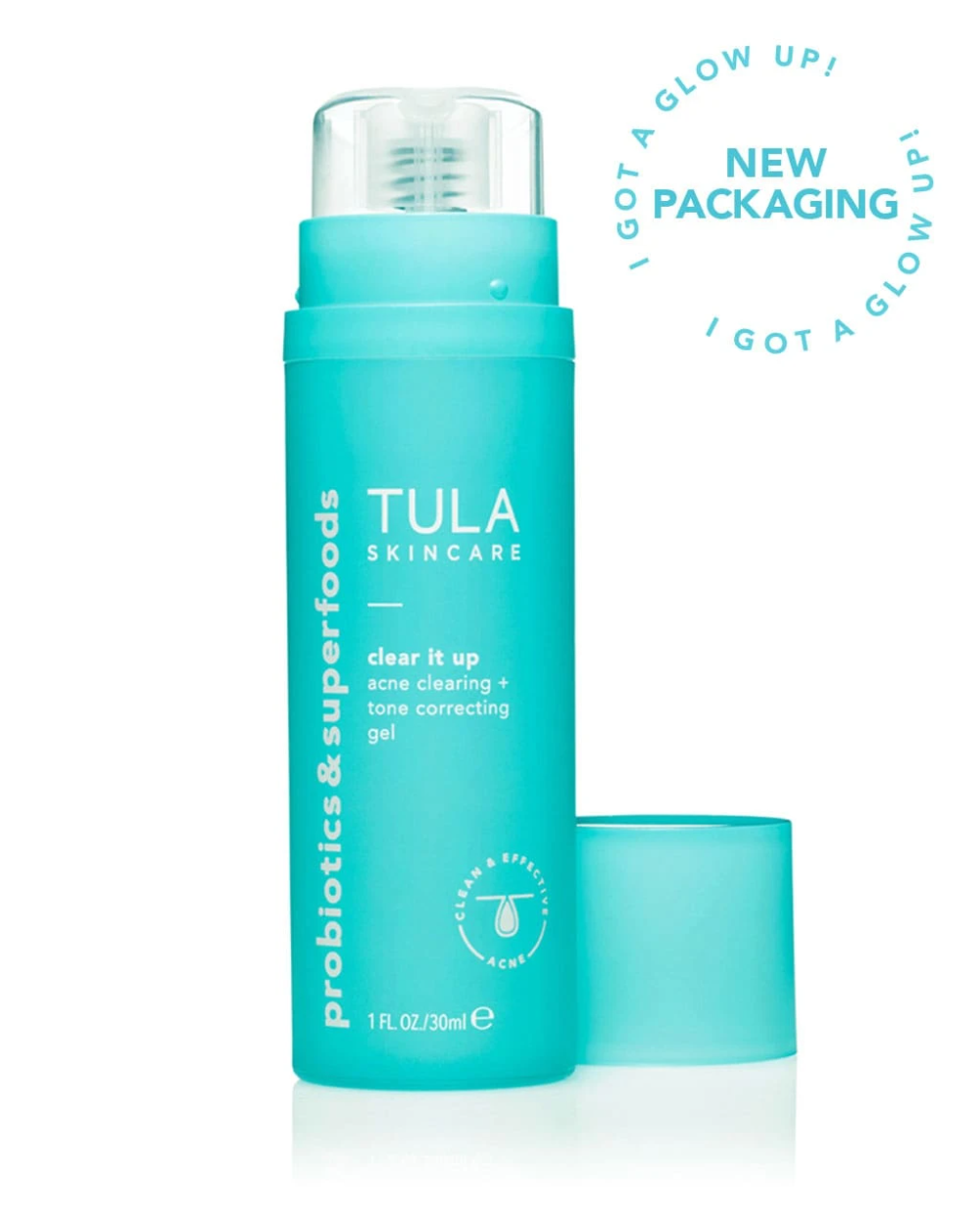 Acne Clearing Tone Correcting Gel In 2020 Tula Skincare Clear Acne Skin Care Acne