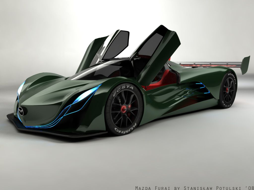 mazda furai | costmad do not sell this idea/product. please visit