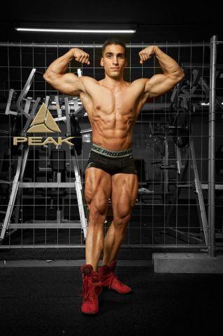 Fabian Buchert - Zweifacher Weltmeister und vierfacher Deutscher Meister im Natural Bodybuilding