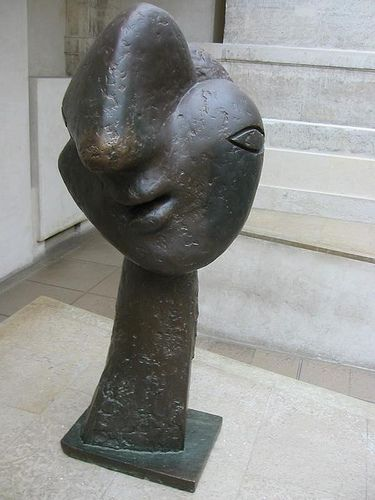 picasso bronze sculpture | Pablo Picasso Sculpture | Musée National Picasso Paris | Flickr