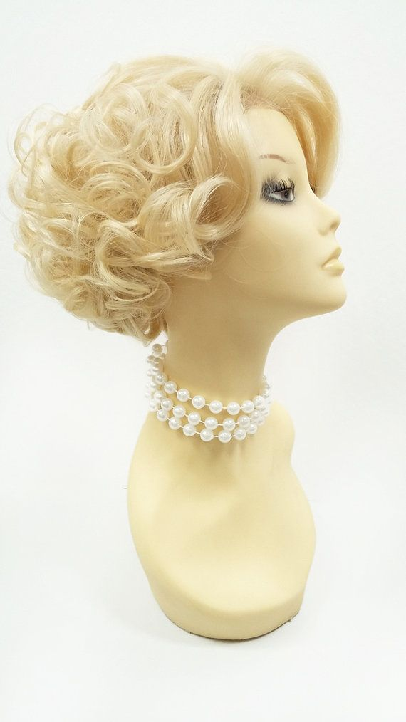 fa1b81f2d22d8f6618fa2dc92f8eb9d0 lace front short blonde retro curly wig doris by paramountwigs Wire Harness Assembly at creativeand.co