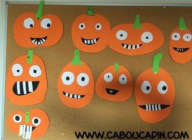 faire une citrouille avec papier orange bricolage halloween halloween pinterest. Black Bedroom Furniture Sets. Home Design Ideas