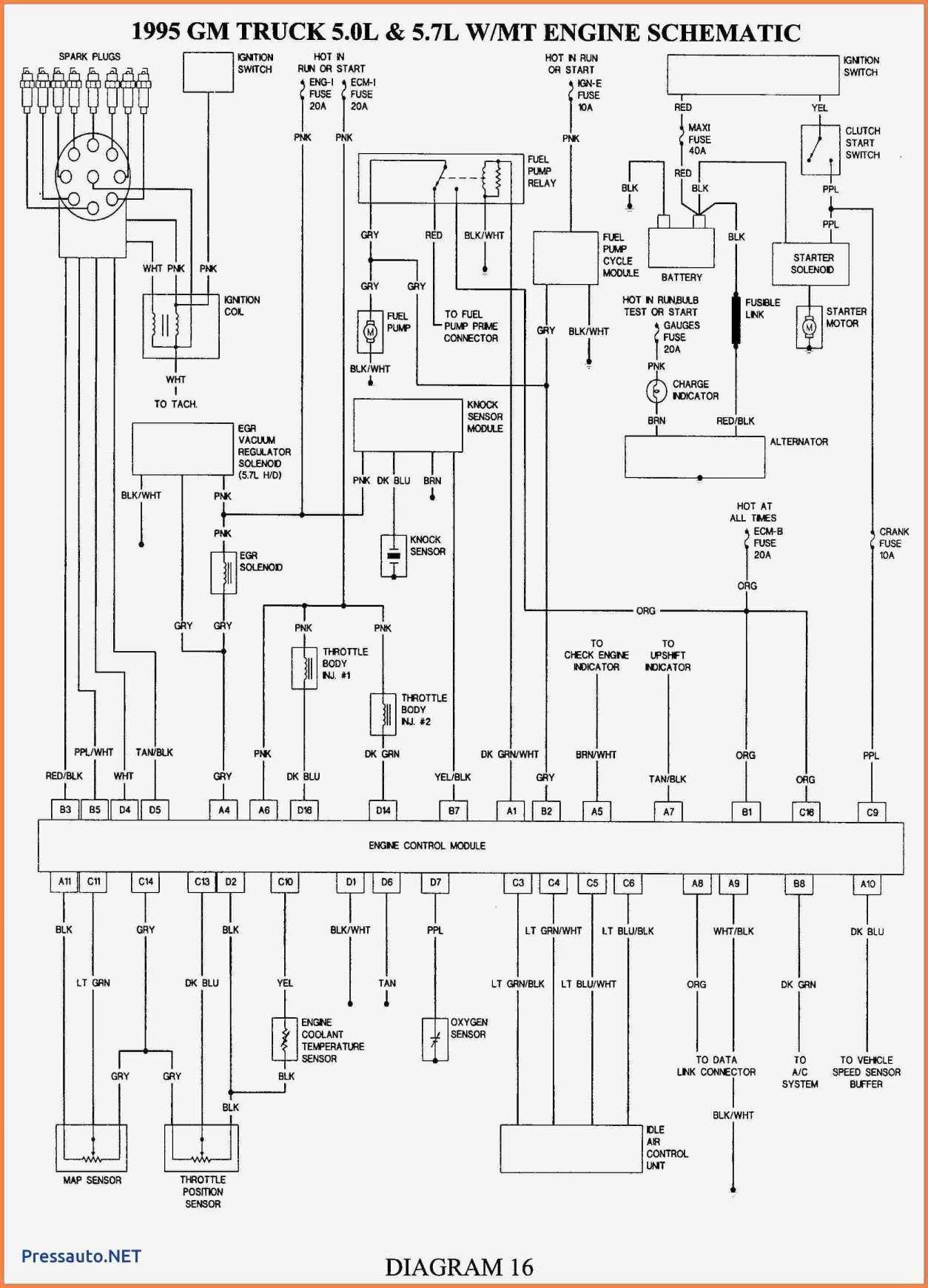 2003 Chevy Alternator Wiring Diagram