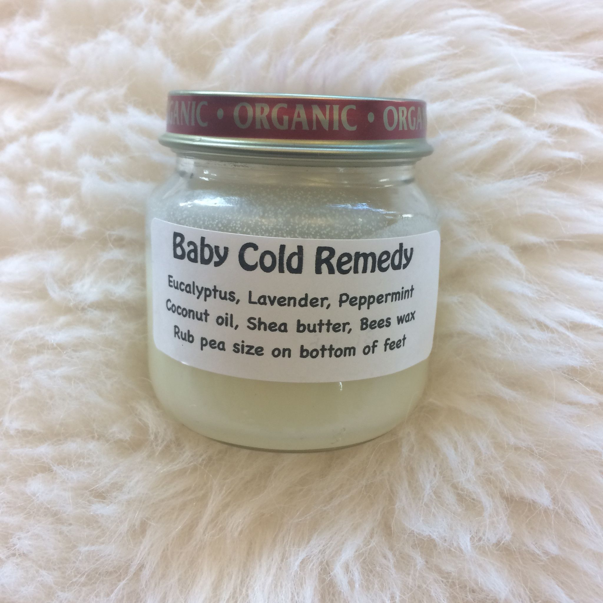 Made With 100 Pure Oils To Help With Any Colds The