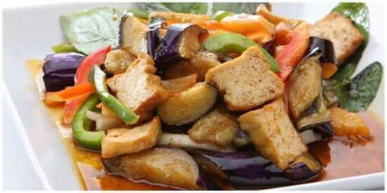 Ruma Masak Resep Tumis Terong Tahu Bumbu Kecap Rumahan Ingin Membuat Masakan Enak Namun Mudah Dibuat Dengan Bahan Y Makanan Makanan Kehamilan Resep Makanan
