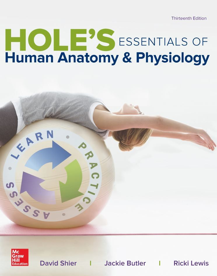 Holes Essentials Of Human Anatomy And Physiology 13th Edition By
