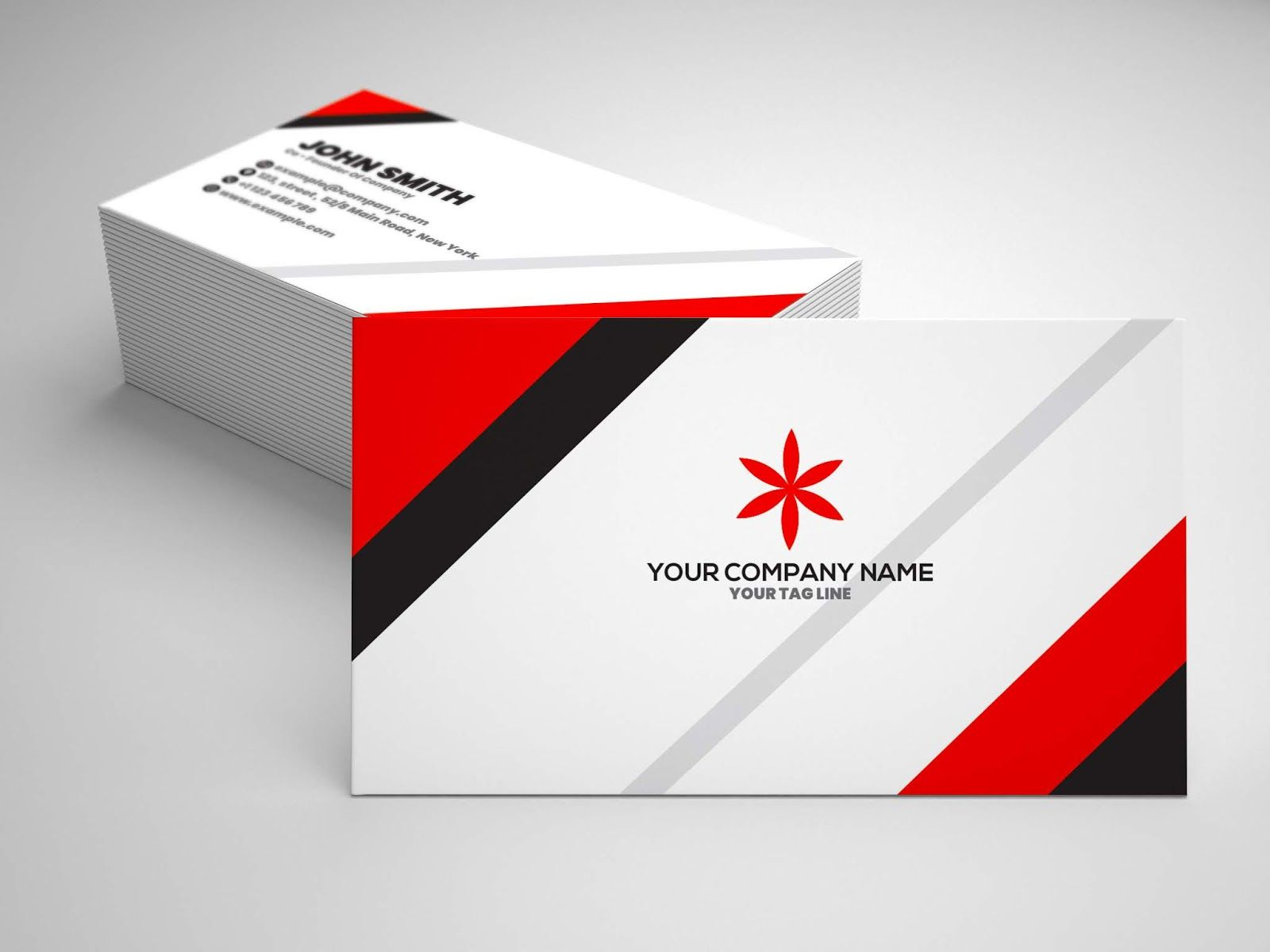 The Glamorous How To Make Double Sided Business Cards In Illustrator With Regard To Doub In 2020 Double Sided Business Cards Business Card Template Make Business Cards