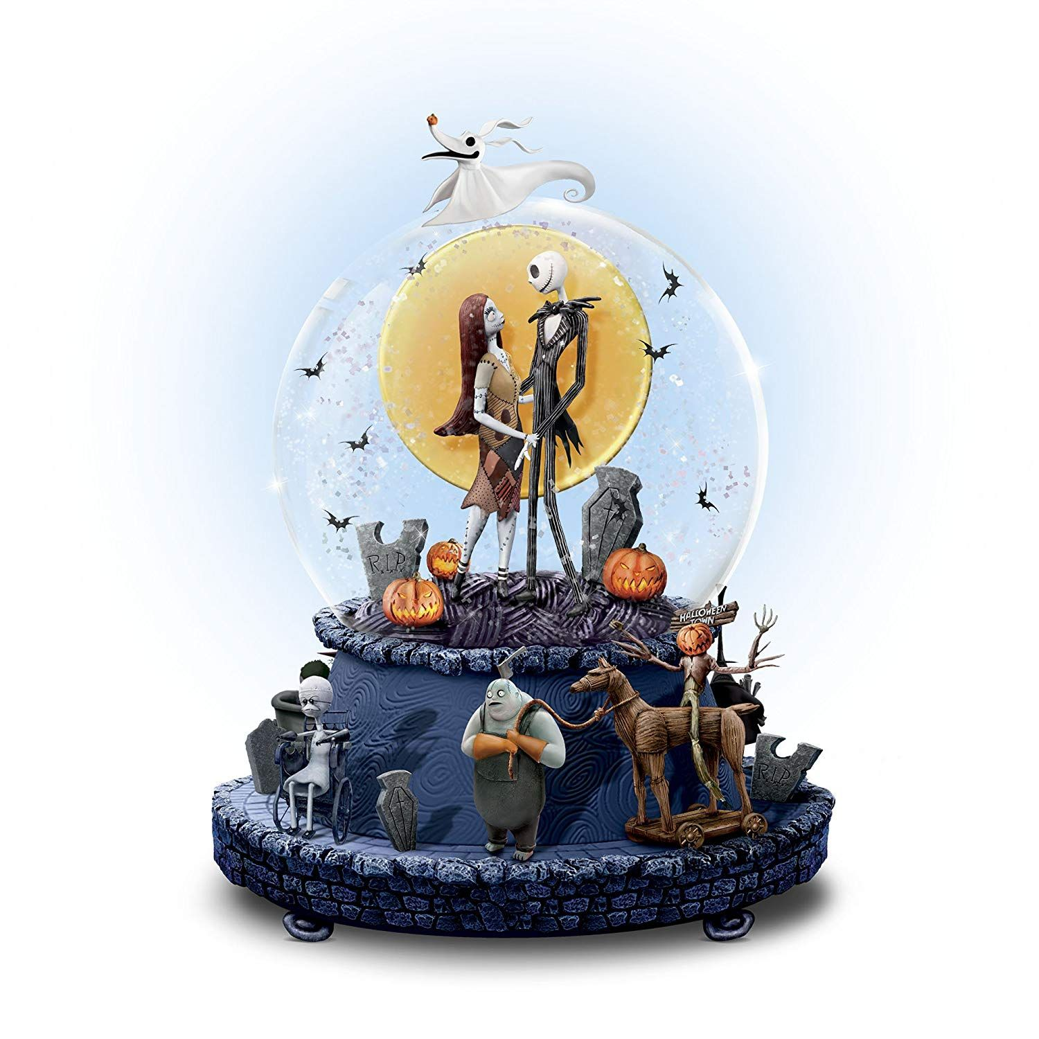 One of my favourite Disney Snowglobes 'The Nightmare ...