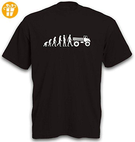 t shirt evolution unimog 406 motiv landmaschine traktor. Black Bedroom Furniture Sets. Home Design Ideas