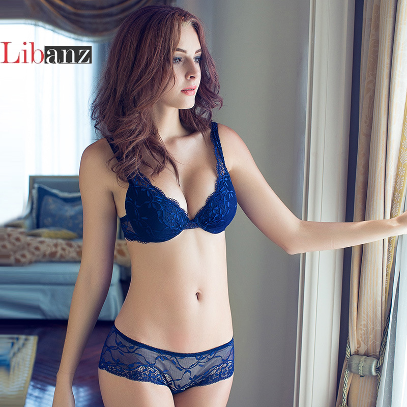 10ccb0401d New look and new design for  DarkBlue color bra  ShopNow on  Libanz Visit on  www.libanz.com