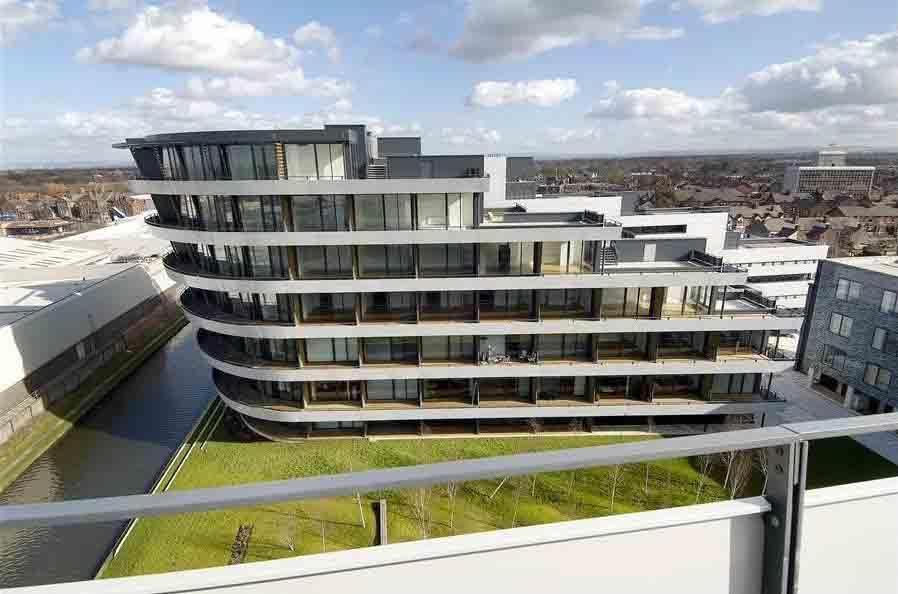 awesome modern apartment building plans. Modern Apartment Building Facade Amazing Decor  Design