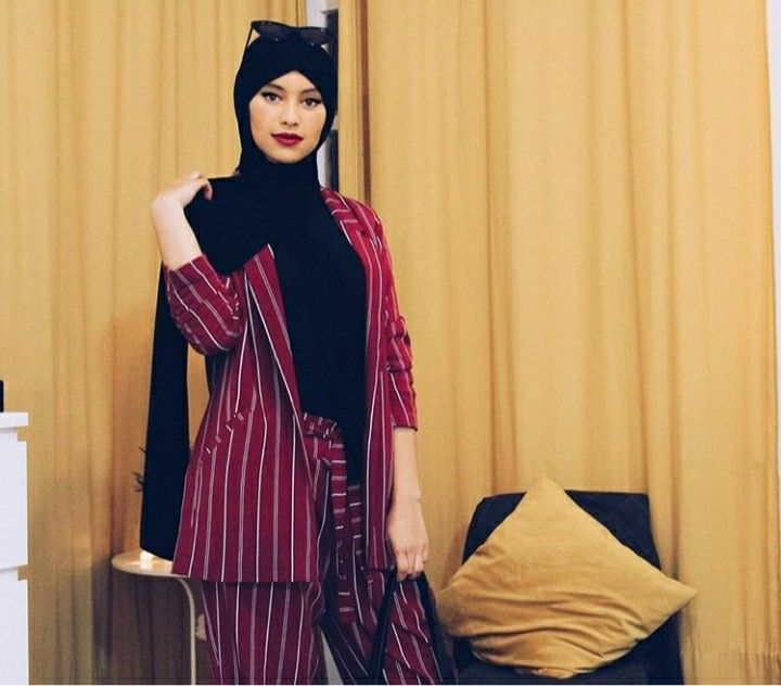 Photo of Hijab style