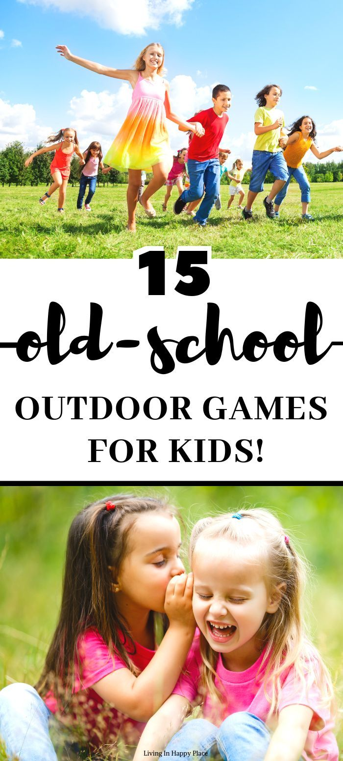 Old fashioned yard games that you used to play as a kid! Pass on these classic g…