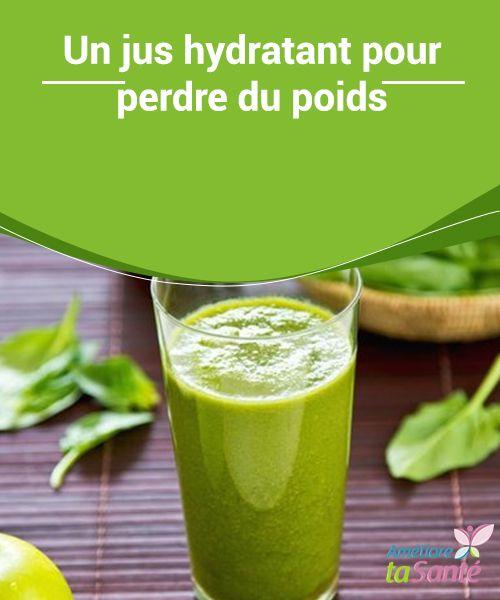 jus vert pour perdre du poids