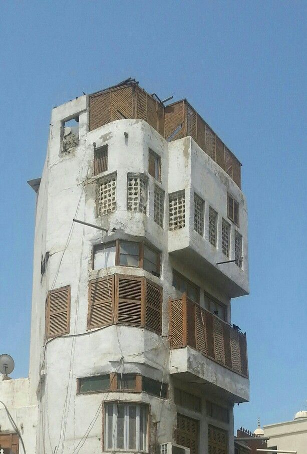 بيت قديم-تصميم رشيق جميل