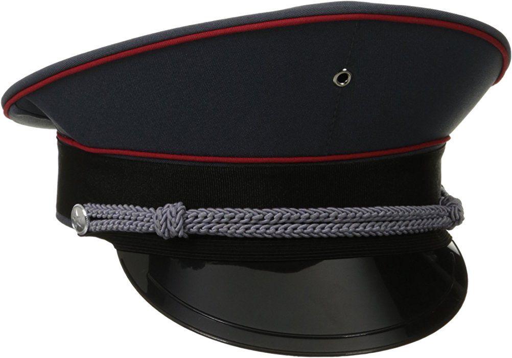 Amazon.com  Military Hat-Deluxe 58cm  Clothing  fa6b6e87197