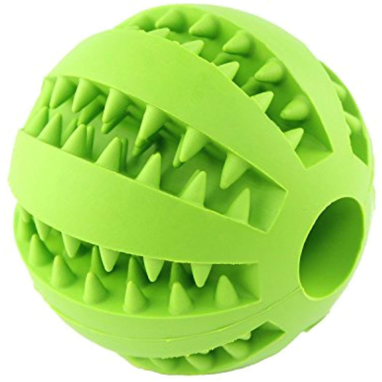 Chuangwei Wangstar Dual Pet Dog Toy Balls Nontoxic Bite