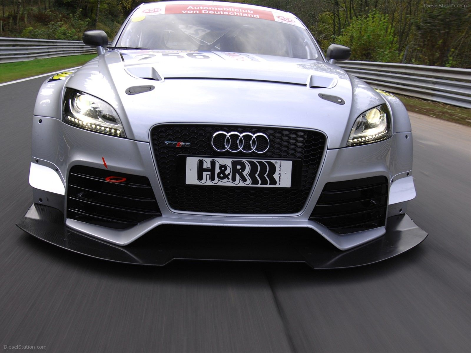 Audi TT RS Racing Car Version Audi TT MK Pinterest - Audi car versions