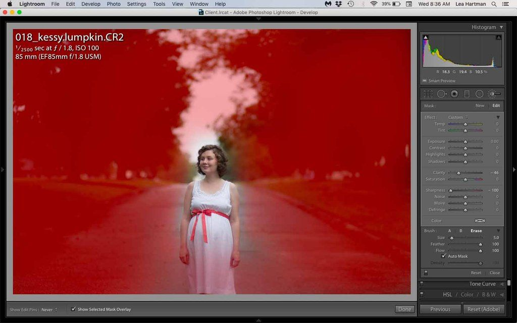 How To Blur Background In Lightroom 3 Different Methods Blur Background In Lightroom Lightroom Blurred Background
