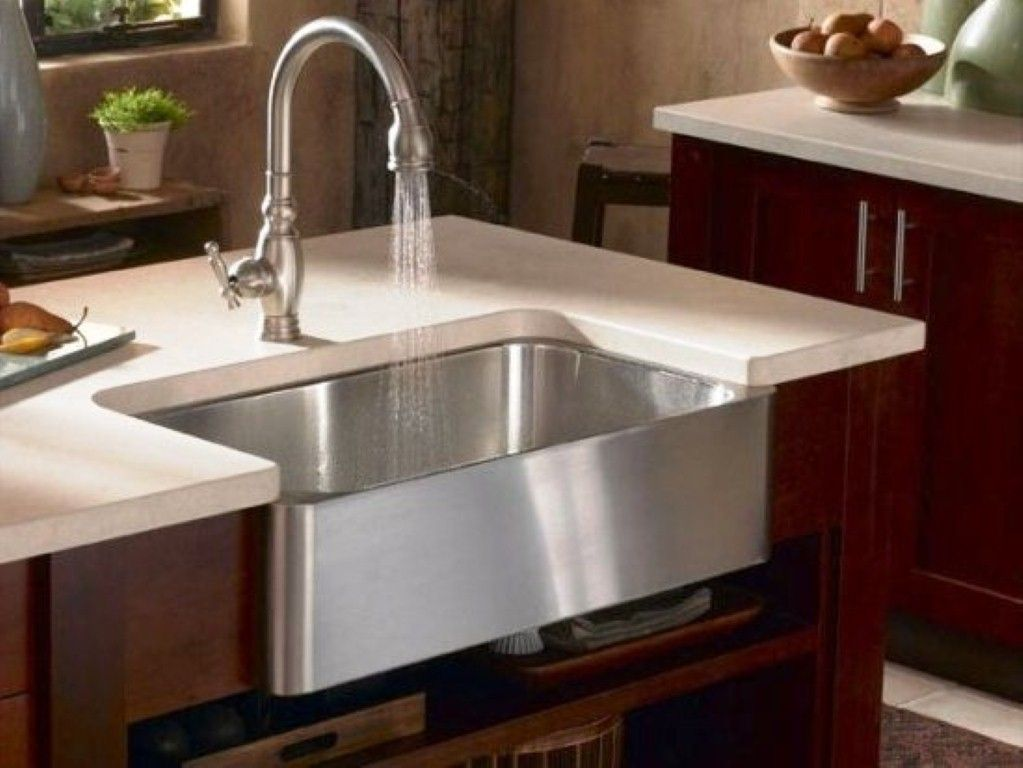 Deep Stainless Steel Kitchen Sinks