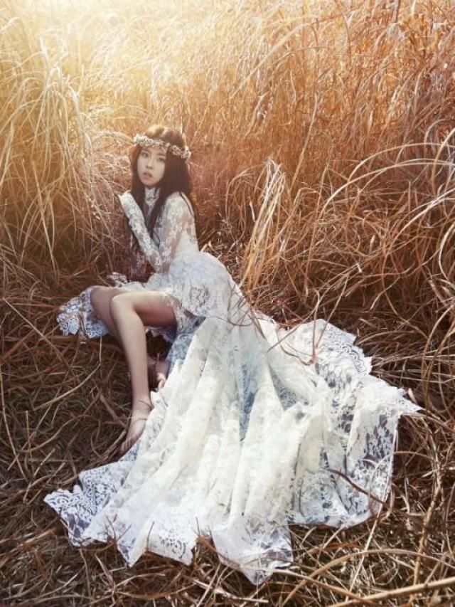 Traditional Korean Wedding Dress Wedding Dress In 2019 Fashion
