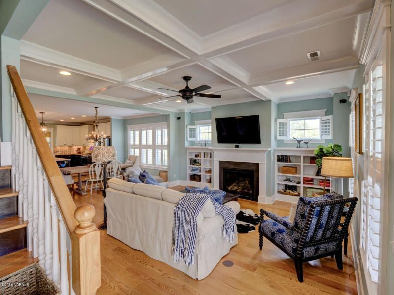 Brunswick Forest home for sale. Courtesy of Intracoastal