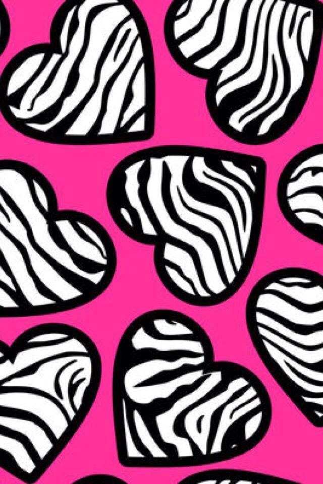 ディズニー画像ランド 無料印刷可能壁紙 ピンク 壁紙 ゼブラ 柄