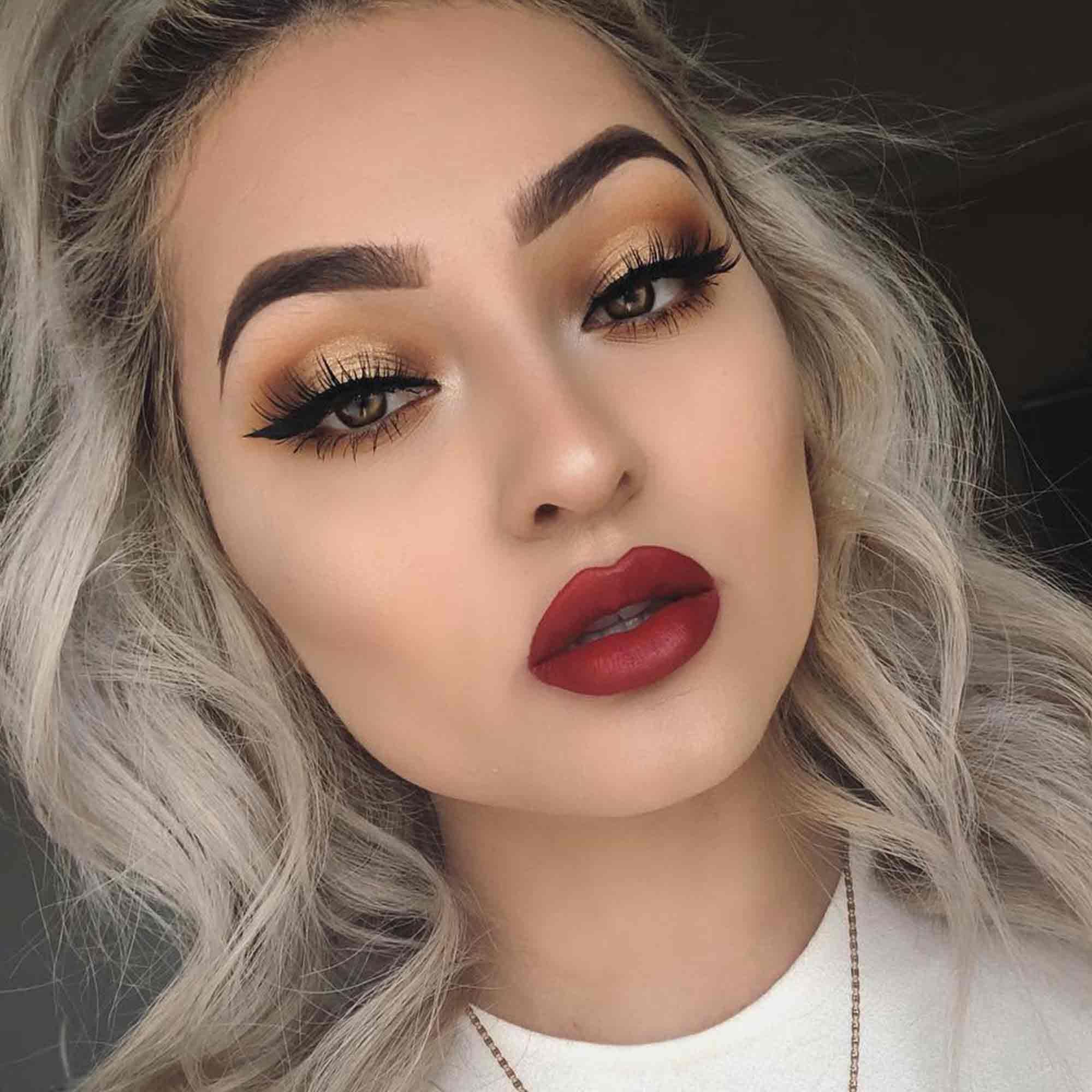 Liquid Lipstick - Sarafine