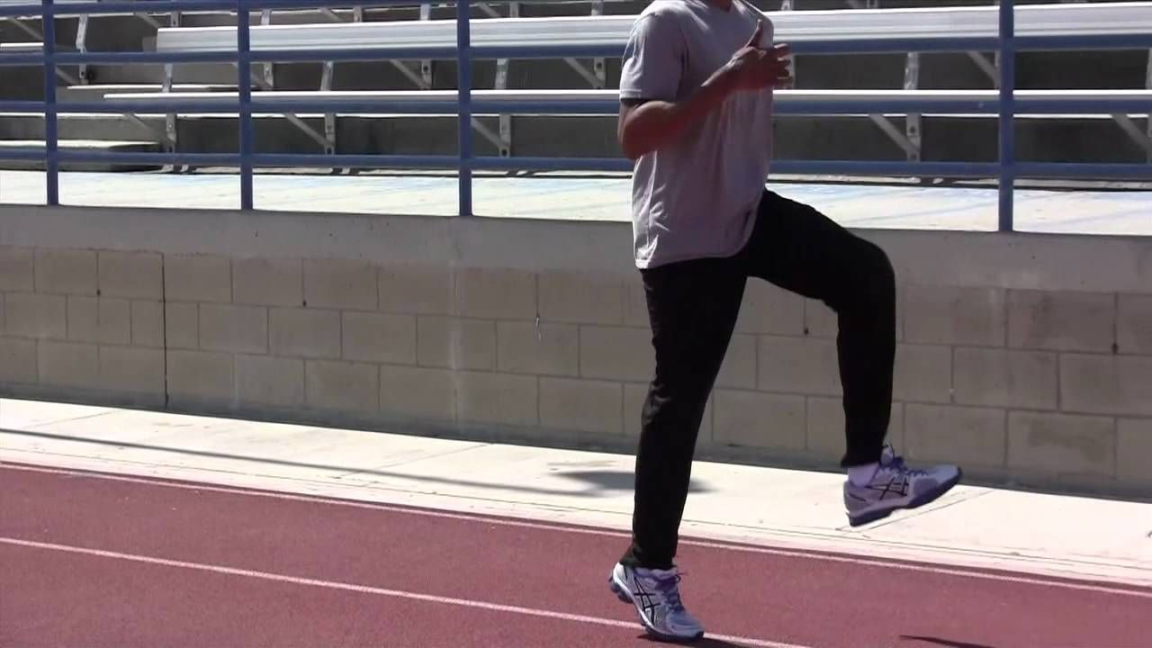 Sprint Drills for Speed, Run Faster, Plyometrics, Jump Higher by David W...