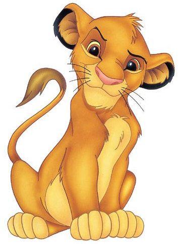 SIMBA  Lion King  Instant Download  Digital by LittleDebsDownloads