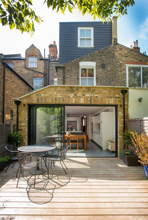 Image Result For Two Storey Rear Extension L Shaped