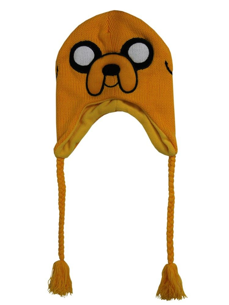dd7398141b3 Adventure Time Jake Nepal Beanie