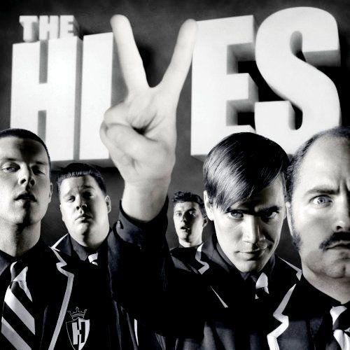 THE HIVES POSTER Group Shot RARE HOT 24X36