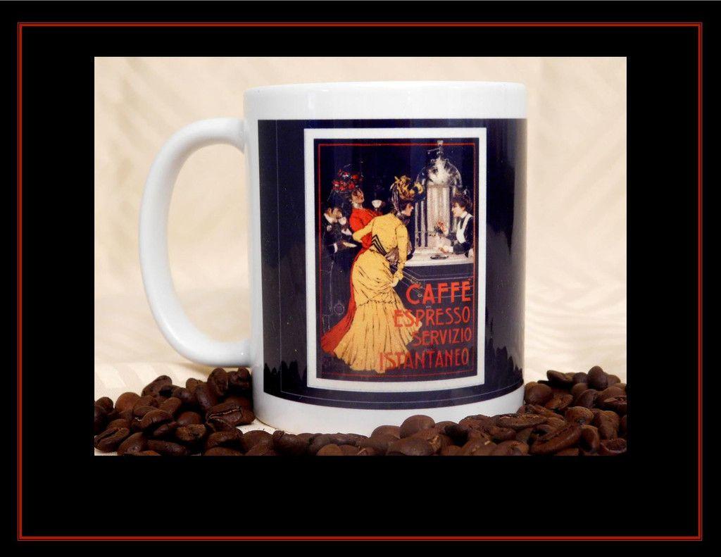 The Caffe Espresso Mug