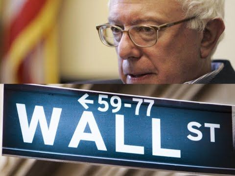 When Bernie Sanders Proposed Breaking Up the Big Banks: Too Big to Fail & Finance (2010) - if you missed it originally you need to know it now!
