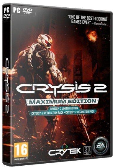 Crysis 2 Maximum Edition Pc Origin Key Video Streaming