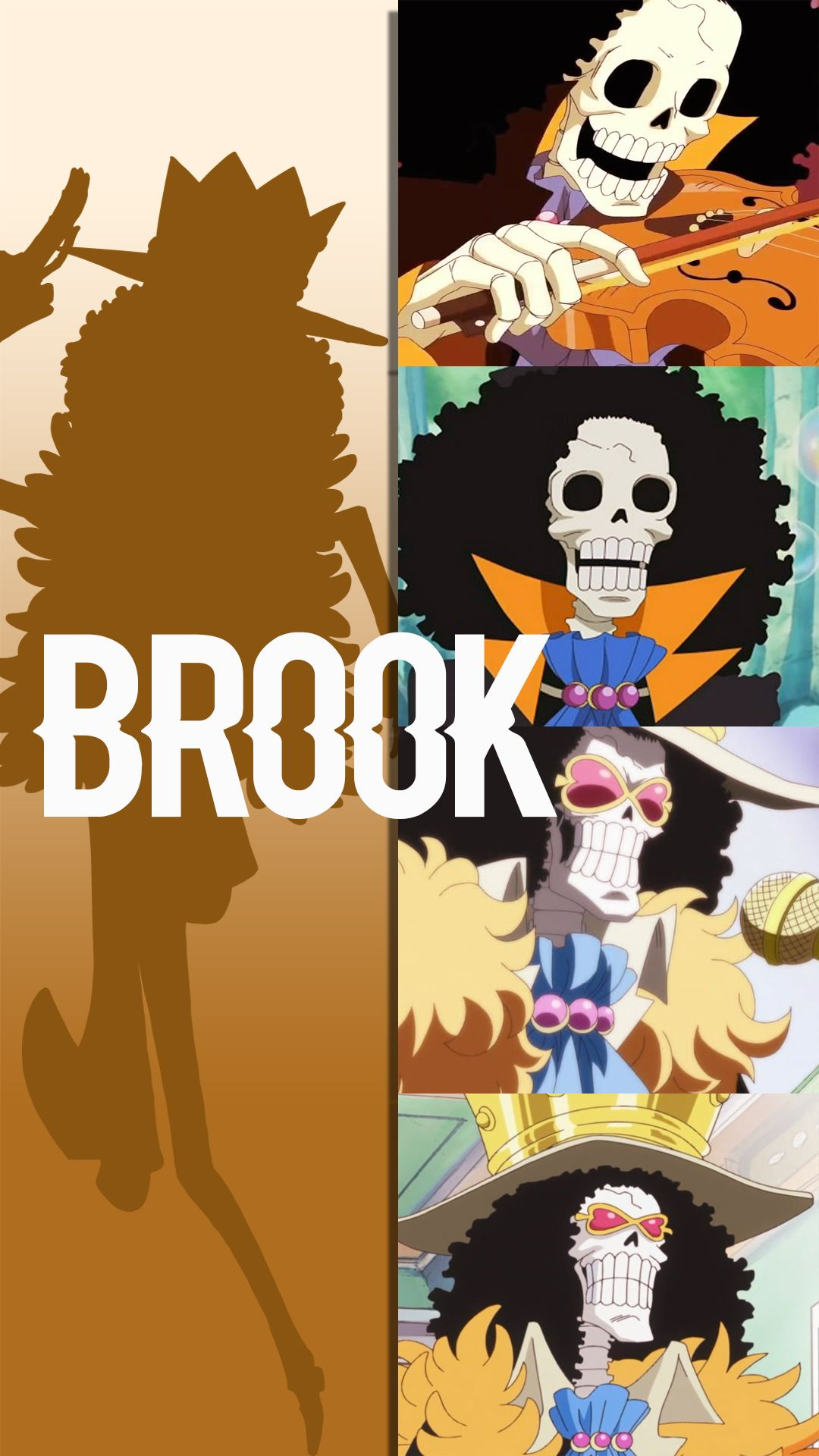 Brook Wallpaper One Piece Sanji One Piece Anime One Piece