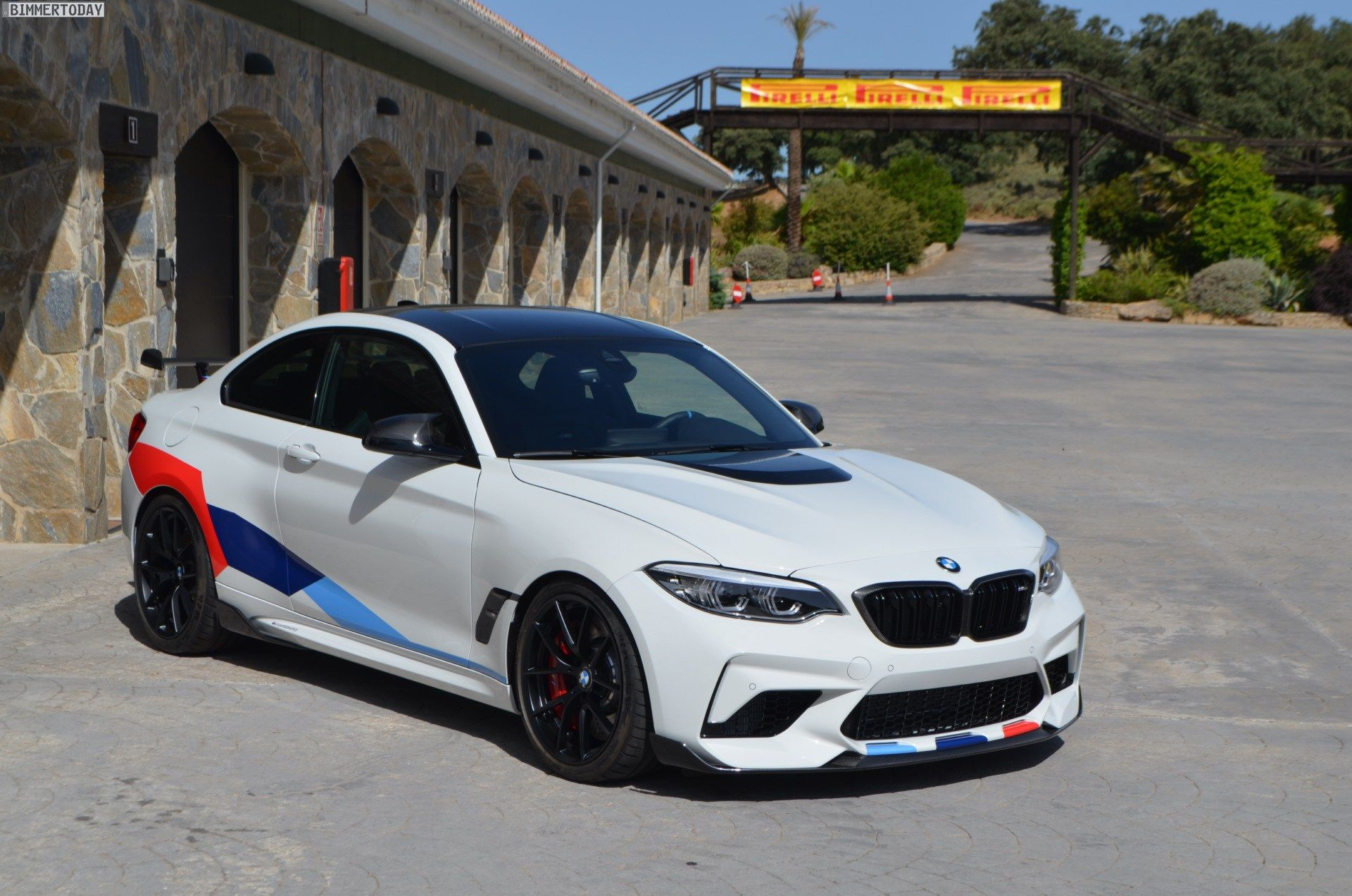 2019 bmw m2 competition with m performance pack bmw bmw bmw m2 rh pinterest com
