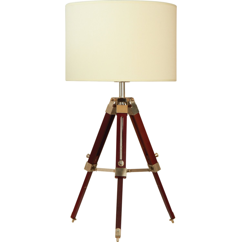 The lighting interiors group tripod table lamp in cream lamps the lighting interiors group tripod table lamp in cream aloadofball Choice Image