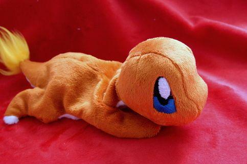 Beanie Charmander Plush from Folly Lolly   Toys I wish I had ...