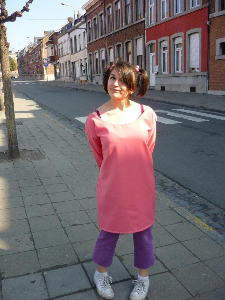 monsters inc cosplay Boo