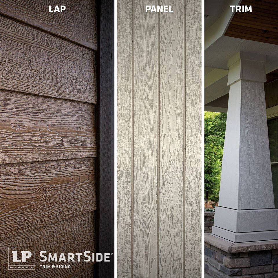 LP SmartSide Is A Great Option To Consider When Replacing
