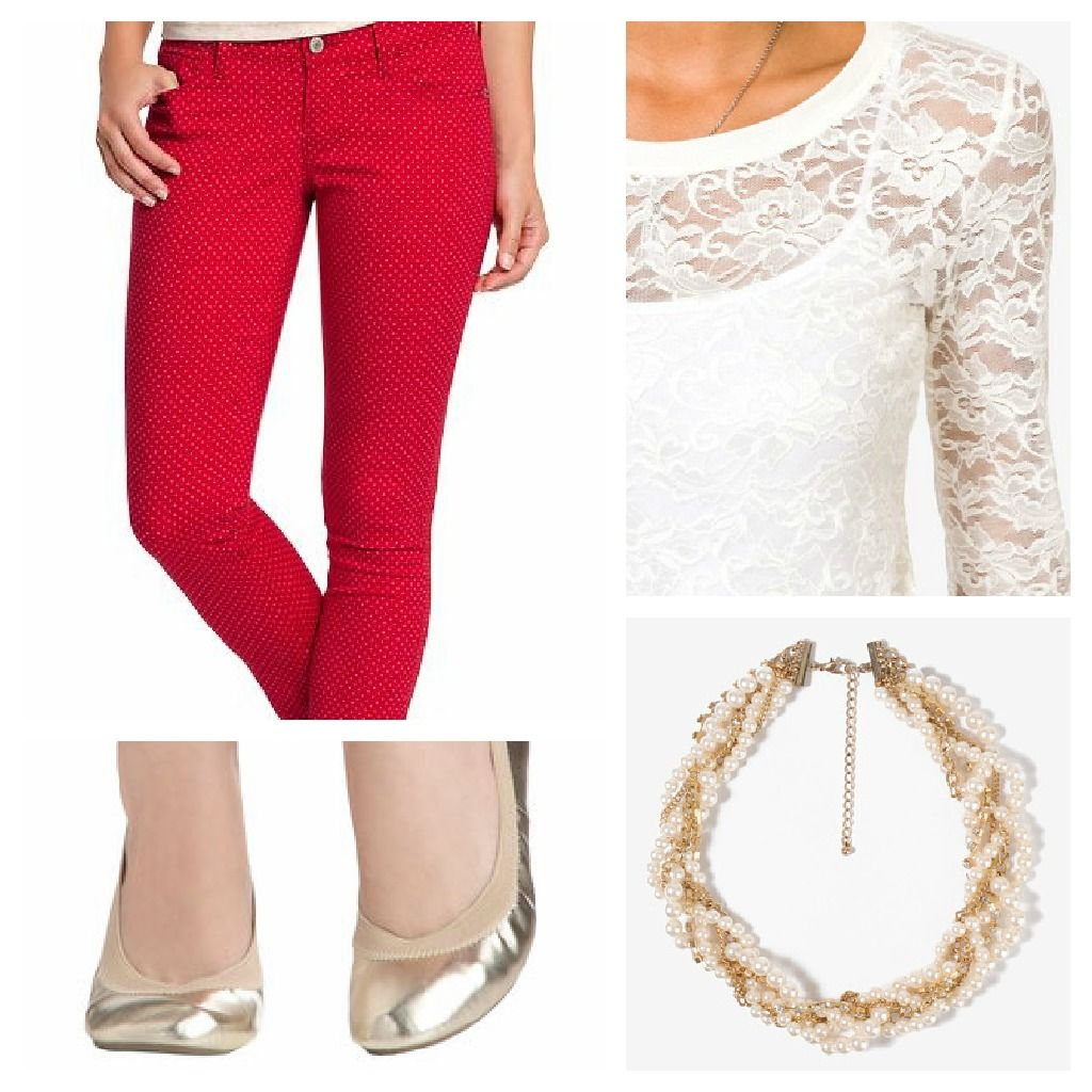 """""""What to Wear on Valentines Day """"Dinner and a Movie"""" - Cute Outfit Options by Through the Eyes of the Mrs."""""""