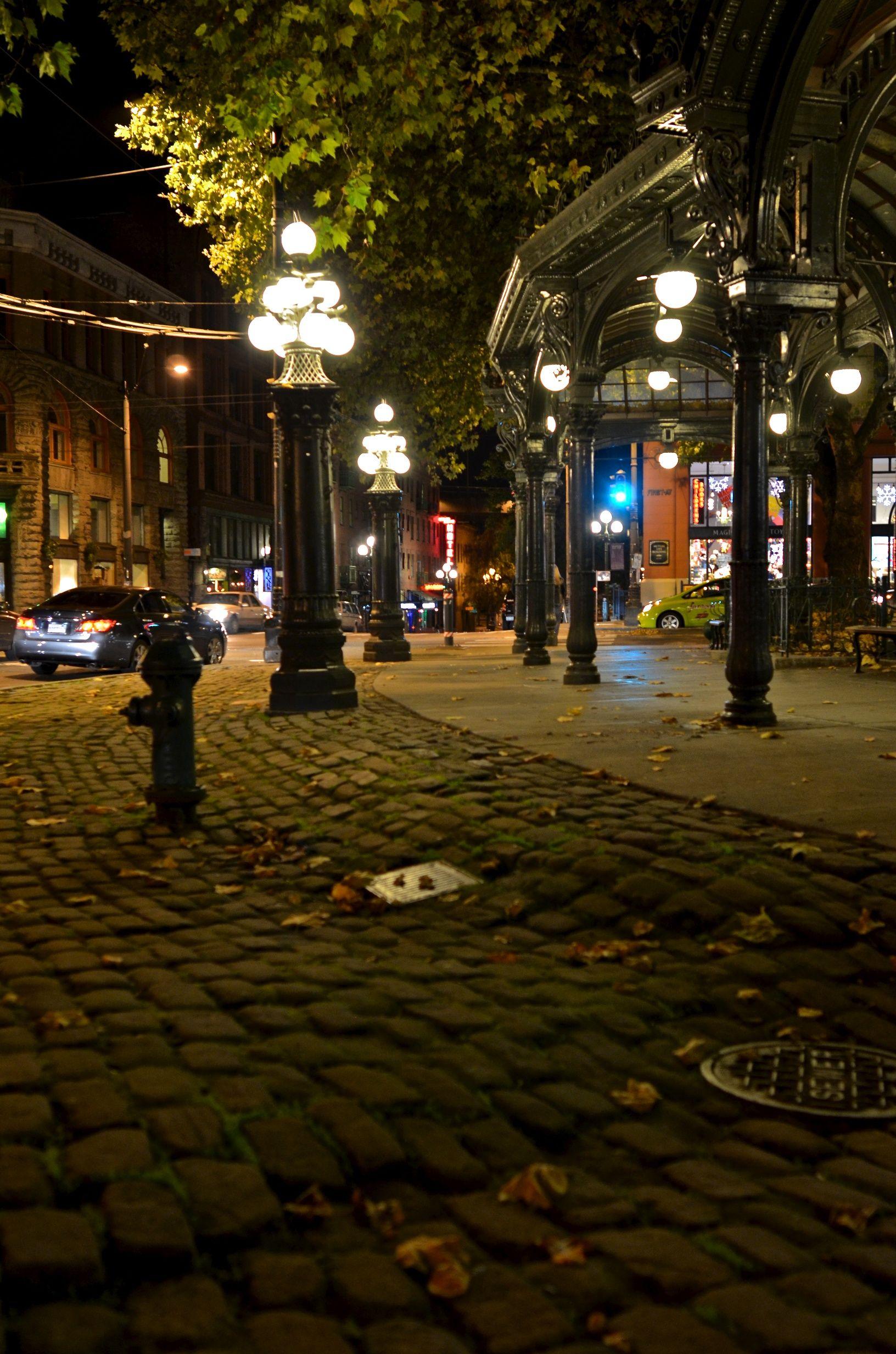 Pioneer Square | Beauty in My Eyes | Pinterest