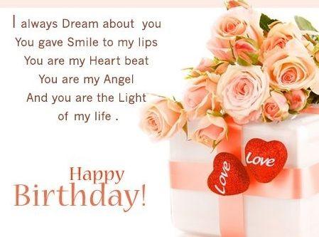 Birthday Card For Girlfriend