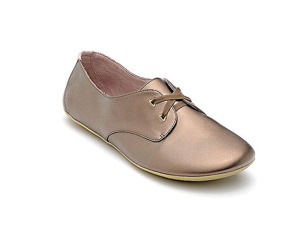 Vivobarefoot Nancy Bronze Vegan Dress Shoes Men Women Shoes Shoes