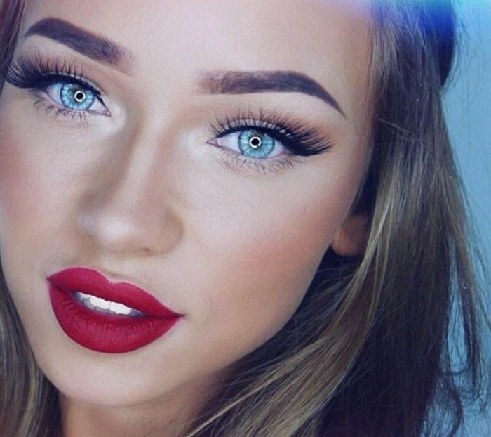 The One-Stop Guide to the Best Makeup and Beauty Apps | Red lip ...